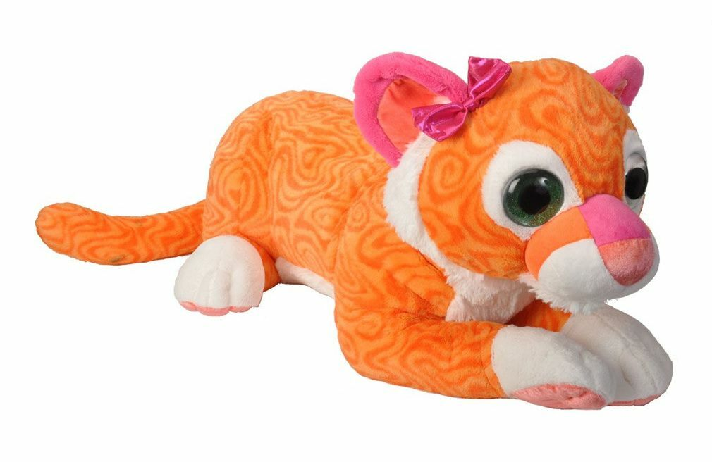 Wild Republic Sweet & Sassy Jumbo 30  Tiger Plush Soft Toy Cuddly Teddy 18062