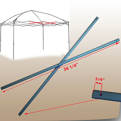 """Coleman 12 x 12 Canopy 36/"""" CENTER TRUSS GRAY Replacement Parts Frame Repair"""