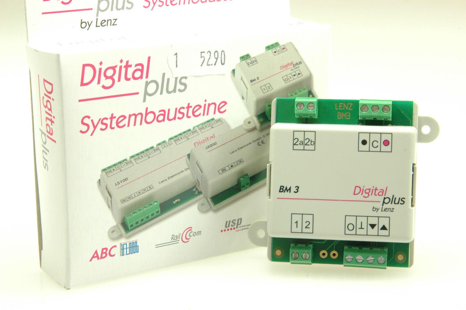 Lenz 22620 Bremsmodul BM3 NEU und OVP  | | | München Online Shop  359b9a
