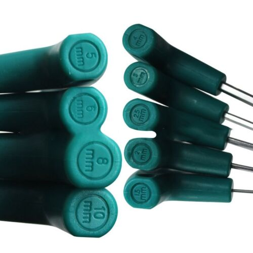 1.5~10mm Allen Hex Keys T-Shaped Wrench Inner Six Angle Screwdrivers