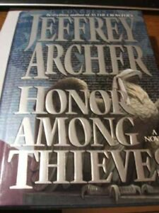 Honour-Among-Thieves-by-Archer-Jeffrey-Hardback-Book-The-Cheap-Fast-Free-Post