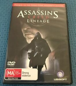 Assassin S Creed Lineage Dvd Great Condition R4 Ebay