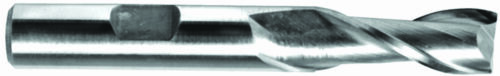 "1-1//4 x 1/"" Shank 2F HSS Single End Mill"