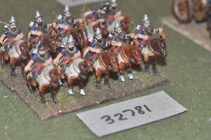 25mm Biblique / Assyrien - Heavy 10 Figures Cav (32781)