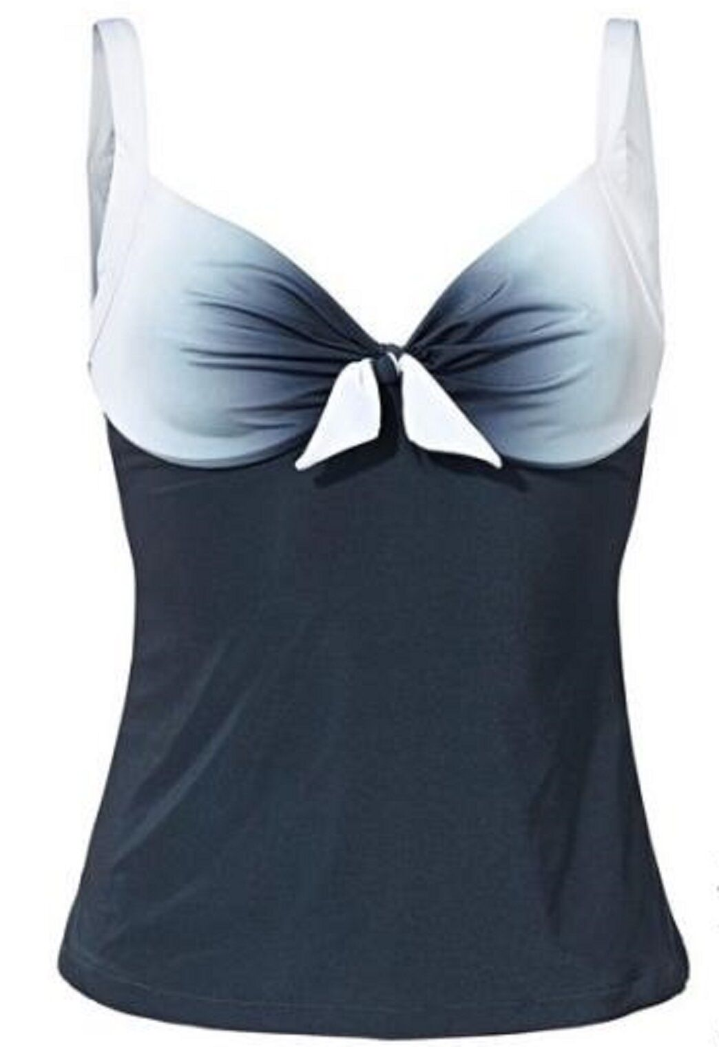 Heine Trendy Tankini Top Size 42 - 46 Cup D (603) New