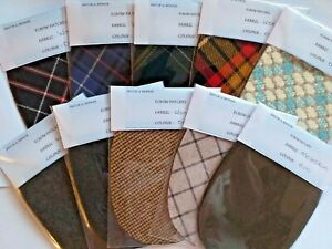 STUNNING 100/% REAL SUEDE OVAL ELBOW PATCHES TRIMMINGS ASSORTED COLORS