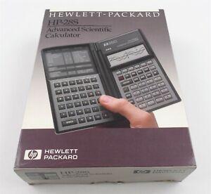 Hewlett-Packard-P-28S-Advanced-Scientific-Calculator