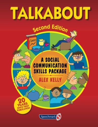 Kelly Alex-Talkabout 2Nd /E (US IMPORT) BOOK NEW