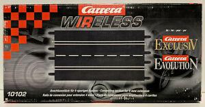 Carrera-Wireless-10102-Anschlussstueck-fuer-4-spurigen-Ausbau