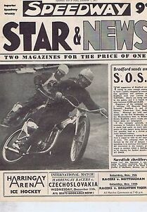SEGERSTROM-SKOGLUND-SWEDEN-NEWTON-OXFORD-Speedway-Star-News-Dec-7-1957