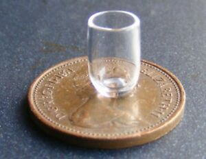 1-12-Scale-Single-Spirit-Glass-Tumdee-Dolls-House-Miniature-Accessory-GLA36