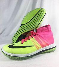 9b99811a9960 item 3 New Nike Flyknit Elite Sz 10 Mens 44 Golf Shoes 844450-600 Pink Volt  Jordan TW -New Nike Flyknit Elite Sz 10 Mens 44 Golf Shoes 844450-600 Pink  Volt ...
