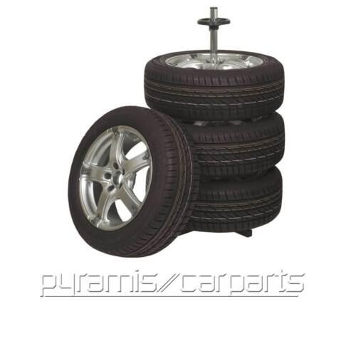 Nuevo 1x cartrend 7730056 llantas soporte con neumáticos funda protectora € 40,95//eh hasta 225mm