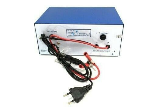 500w Automatic Entirety Inverter With Built In Charger