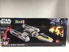 "+++ Revell STAR WARS Y-Wing Fighter ""easykit"" 06699"