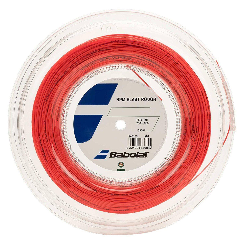 Babolat RPM Blast Rough Rough Rough rot 1,25 mm 200 m Tennissaiten  | Authentisch  | Um Sowohl Die Qualität Der Zähigkeit Und Härte  | Spaß  caef47