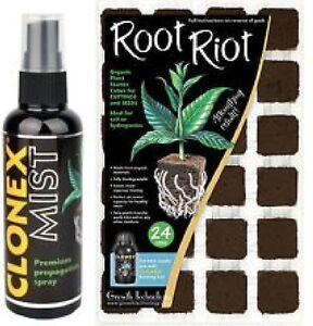 Root-riot-24-cube-et-100ML-clonex-mist-growth-technology