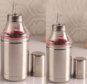 Set of 2 Oil dropper - 1000 ml & 500 ml