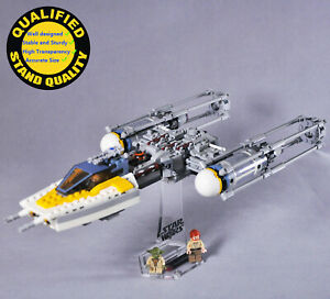 Display-Stand-for-Lego-7658-9495-75172-Y-Wing-Starfighter-Starwars-stand-only