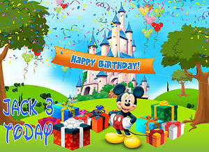 EDIBLE-DISNEY-MICKEY-MOUSE-HAPPY-BIRTHDAY-PARTY-ICING-CAKE-TOPPER-DECORATION