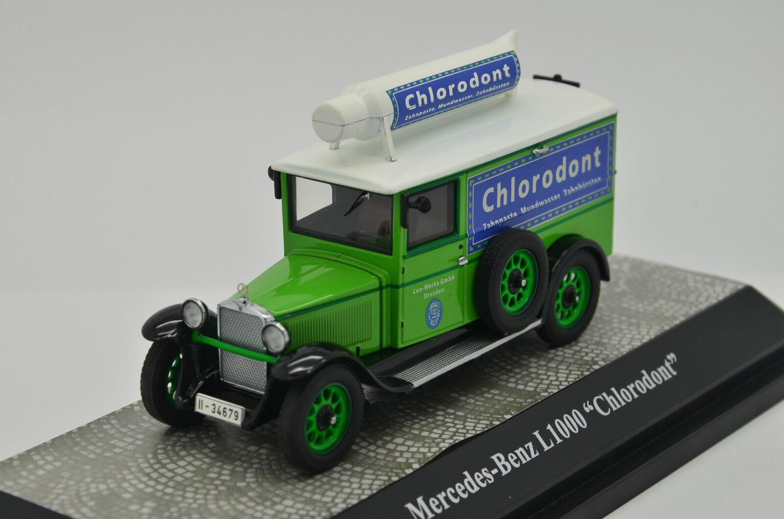 Mercedes L1000    Chlorodont  Premium Classixxs 11151 1 43 6c0db1