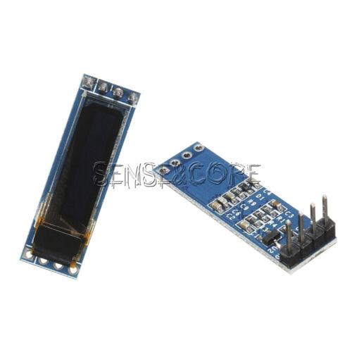 IIC I2C//SPI Screen 0.49//0.69//0.91//0.96//1.3 inch OLED Display Module For Arduino