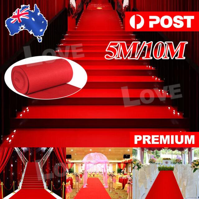 5/10*1M Red Carpet Runner Hollywood Awards Night Casino Wedding Party Decoration