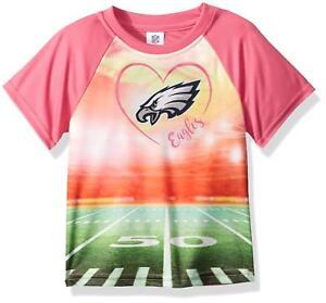 2bc2ecd21 NFL Philadelphia Eagles T-Shirt Stadium Print Size 4T Youth Gerber ...