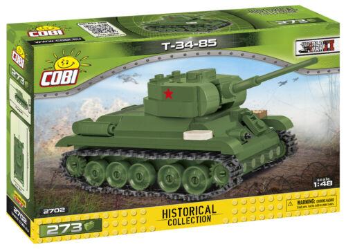 Cobi 2702 Neu T-34-85 Small Army