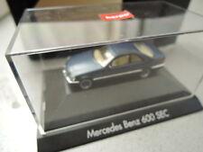 Herpa Mercedes Benz 600 SEC Sonderedition PC-Box in OVP (11)
