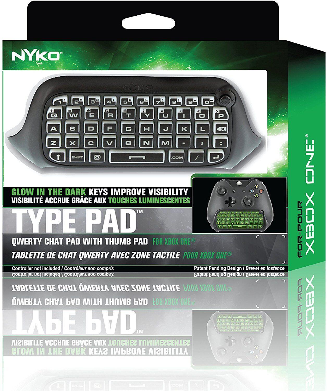 Nyko Xbox One Type pad Keypad for Microsoft System Wireless Controller