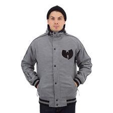 Wu-Tang Clan - Method Man Melton Jacket Grey
