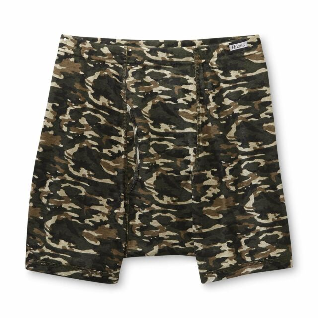 5 Pack Medium Hanes Men/'s 5-Pack Comfort Soft Boxer Briefs Assorted Colors
