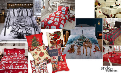 Up to 50% Xmas Homewares from Stylemybedroom