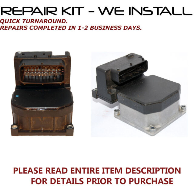 ABS module repair for SAAB 9-3 9-5 900 Bosch 5.3