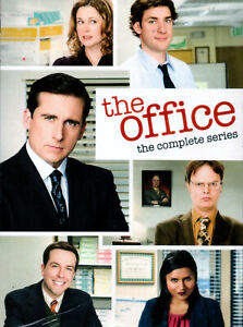 The-Office-The-Complete-Series-DVD-Box-Set-USA-NEW-Free-Shipping