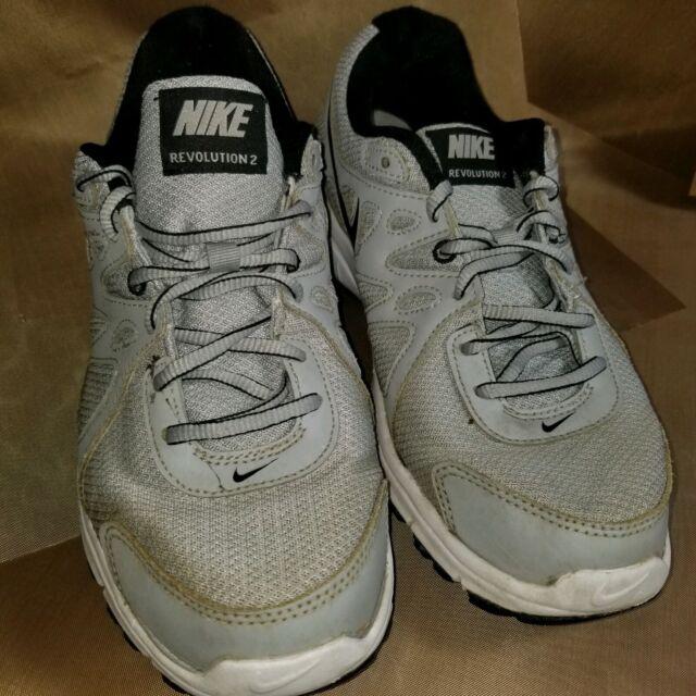 EU 42.5 Men's Running Shoes Grey 554953