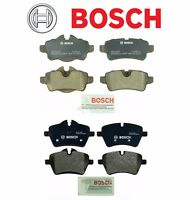 Bosch Front + Rear Disc Brake Pads Mini Cooper S on sale