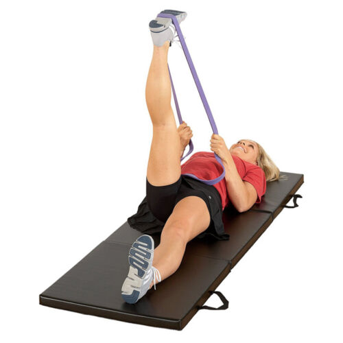 NE/_ Gym Equipment Resistance Exercise Band Set Yoga Fitness Tube Workout Bands