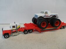 HOTWHEELS AUTO PALACE BIG RIGS LIMITED EDITION MONSTER TRUCK