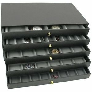Jewelry Organizer Chest Drawer Storage Display Case Box Holder