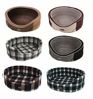 Luxury Premium Washable Soft Warm Dogs Pets Cats Beds Small Medium Extra Large