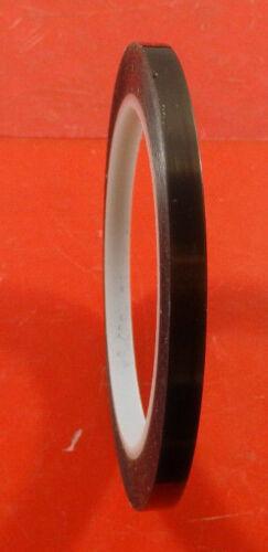 """x 36 yds. 3M 5490 PTFE Extruded Film Tape 1//4/"""" in"""