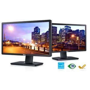 "FULL HD Dell Professional LED P2212H 21.5"" Monitor 16.9 1920X1080 LCD Warranty"