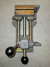 HEINRICH 4-GM 4Jaw Width 2-Sided Grip-Master Drill Press Vise