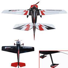"""Flight Model Oracover Film RC Airplane Gas 3D ARF 6CH Sbach 342 74.8"""" 30cc Plane"""