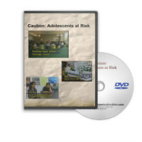 Caution: Adolescents At Risk - Drugs, Gangs, Teen Pregnancy Dvd - C325