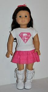 AMERICAN-MADE-DOLL-CLOTHES-FOR-18-INCH-GIRL-DOLLS-DRESS-LOT-00125
