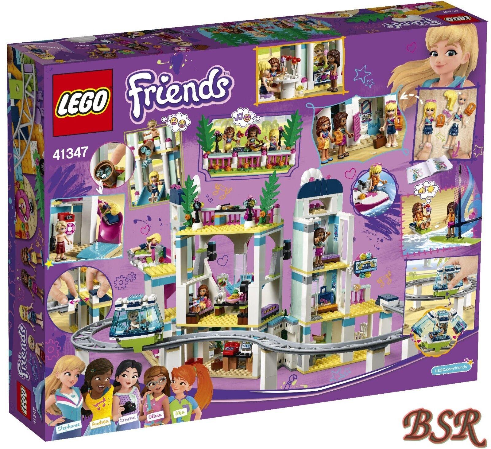 LEGO® Friends   41347 Heartlake City Resort & 0.- 0.- 0.- Versand & NEU & OVP c0ea9e