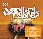 Making Tracks: On Tour 2010-2012 [Digipak] by The Yardbirds (CD, Oct-2014, 2 Discs, Wienerworld)